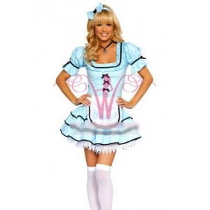 **CELLY** Imported Looking Glass Alice Costume