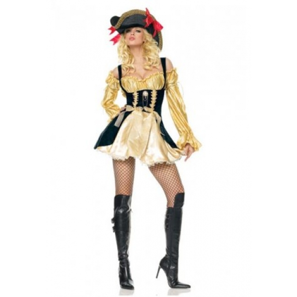 **CELLY**IMPORTED GOLD DELUXE PIVATE COSTUME