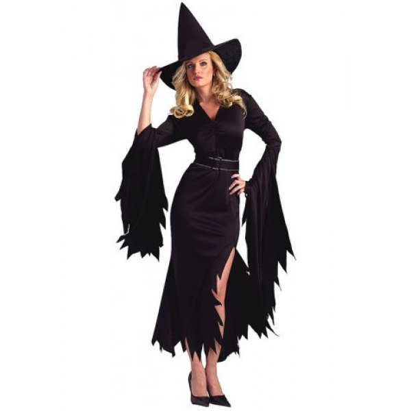 **CELLY** IMPORTED GOTHIC WITCH COSTUME