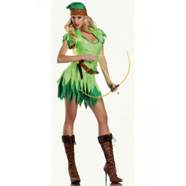 **CELLY**IMPORTED GREEN SEXY PIRATE COSTUME