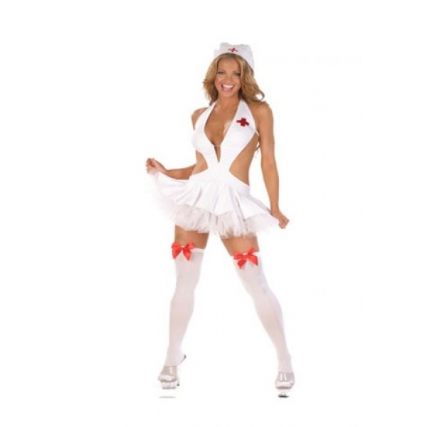 **CELLY**IMPORTED HEART STOPPING NURSE COSTUME