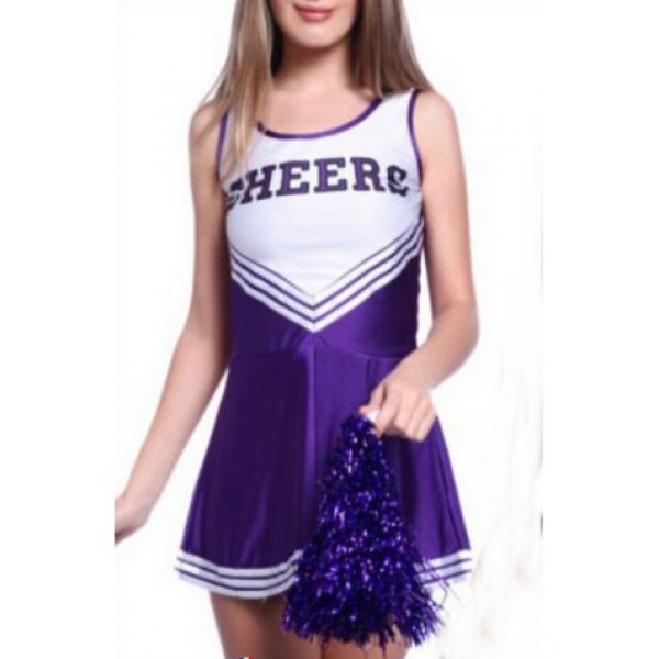**CELLY** IMPORTED HIGH SCHOOL SPORTS TEAM CHEER GIRL UNIFORM