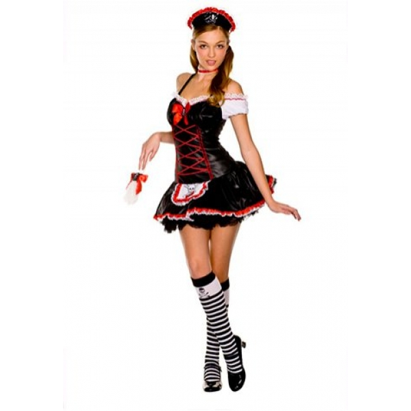 **CELLY** Imported Holiday Dress Pirate Costume For Women