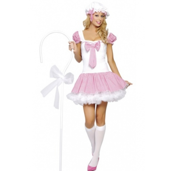 **CELLY** IMPORTED LOVELY BO PEEP COSTUME