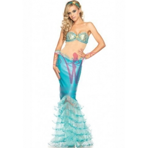 **CELLY** Imported Mystical Mermaid Costume