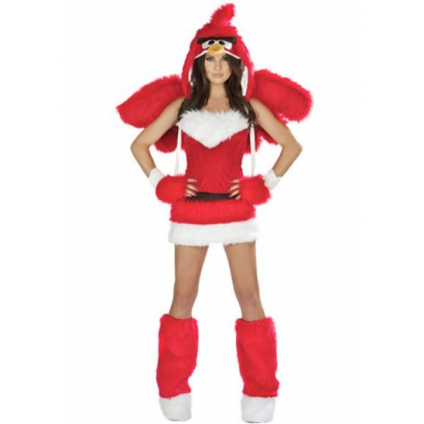 **CELLY** IMPORTED NAUGTHY BIRD COSTUME