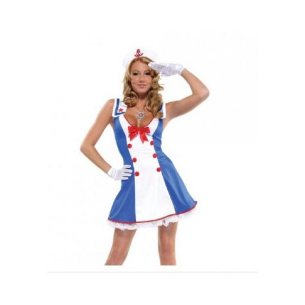 **CELLY**IMPORTED ONE-PIECE HOT SAILOR COSTUME