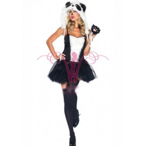 **CELLY** Imported Playful Panda Costume