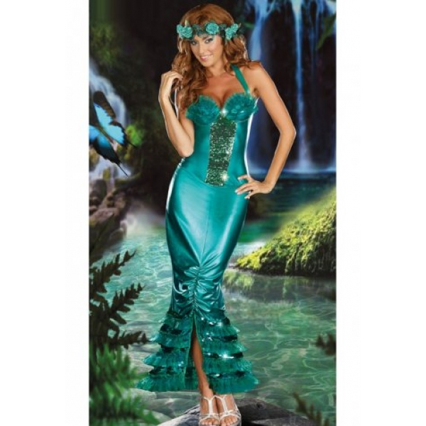 **CELLY** IMPORTED SEASIDE MERMAID COSTUME
