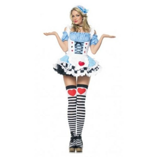 **CELLY** IMPORTED SEXY ALICE COSTUME