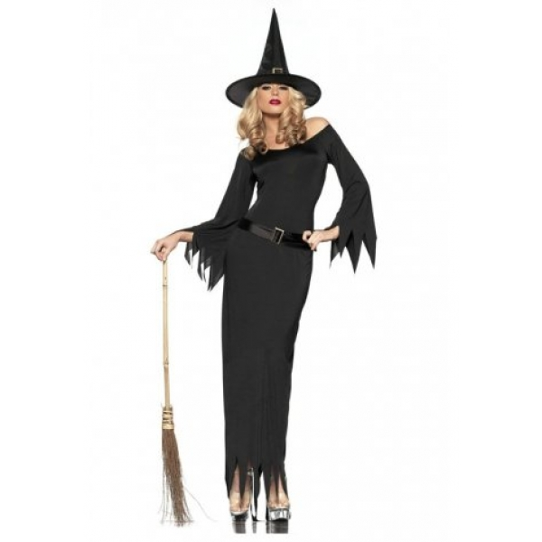 **CELLY**IMPORTED SEXY BLACK WITCH COSTUME
