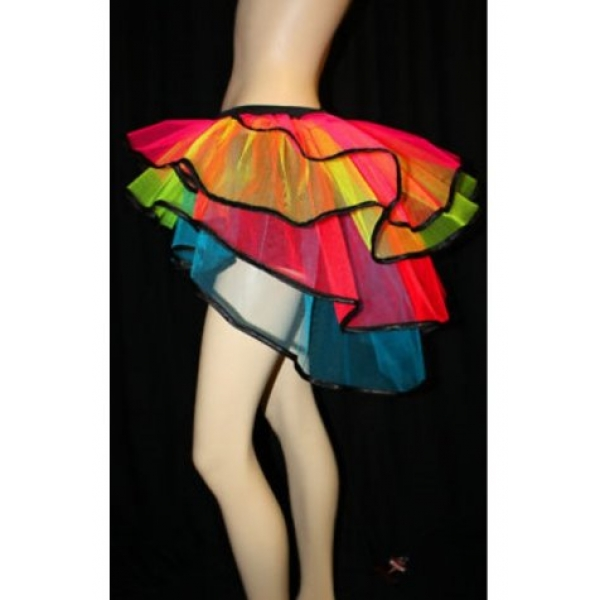 **CELLY**Imported Sexy Colorful Tutu Skirt
