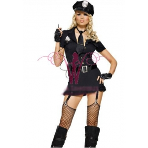 **CELLY** Imported Sexy Dirty Cop Costume