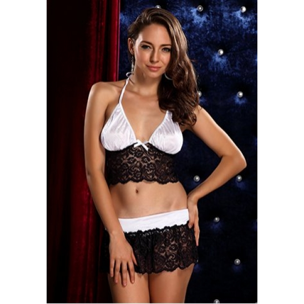 **CELLY**Imported Sexy Floral Lace Match Sets