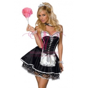 **CELLY** Imported Sexy Maid Costume