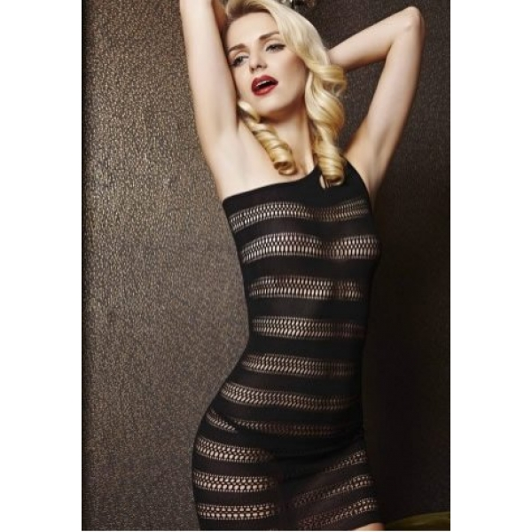 **CELLY** IMPORTED SEXY ONE-SHOULDER SHEER STOCKING