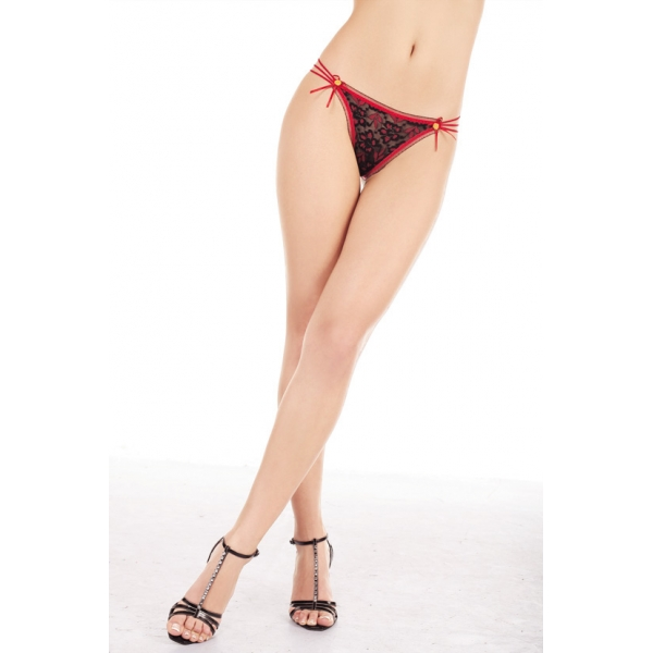 **CELLY**IMPORTED SEXY PANTY (BLACK)