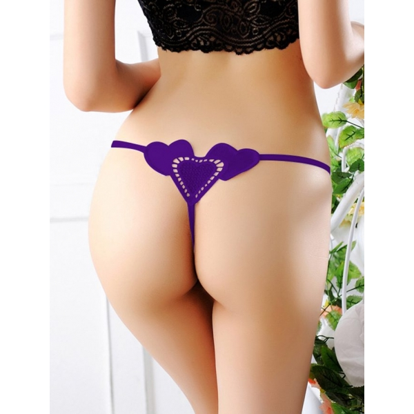**CELLY** IMPORTED SEXY PANTY (PURPLE)
