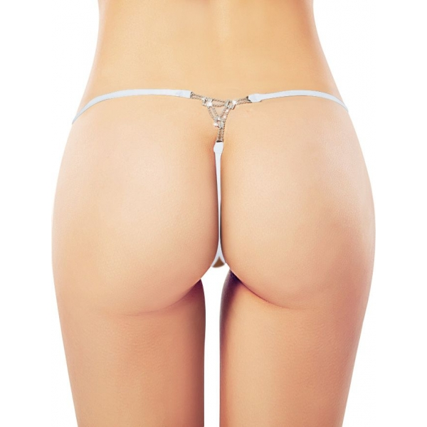 **CELLY** IMPORTED SEXY PANTY (WHITE)