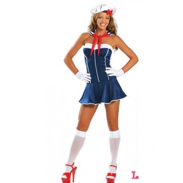 **CELLY**IMPORTED SEXY SAILOR SWEETIE COSTUME