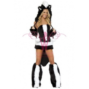 **CELLY** Imported Sexy Skunk Costume