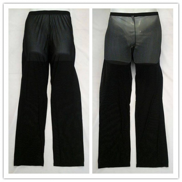 **CELLY**IMPORTED SHEER PANTS FOR MAN (BLACK)