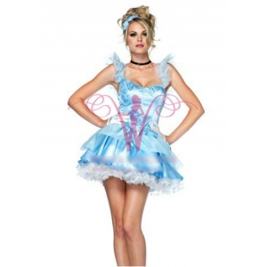 **CELLY** Imported Storybook Babe Costume