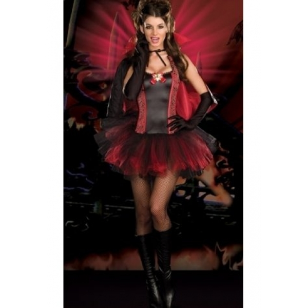 **CELLY** IMPORTED SULTRY VAMPIRE COSTUME