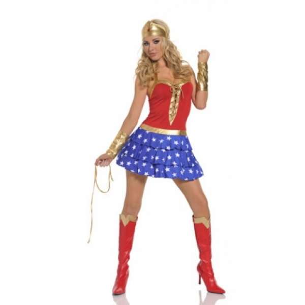 **CELLY** IMPORTED SUPER SEXY HERO COSTUME