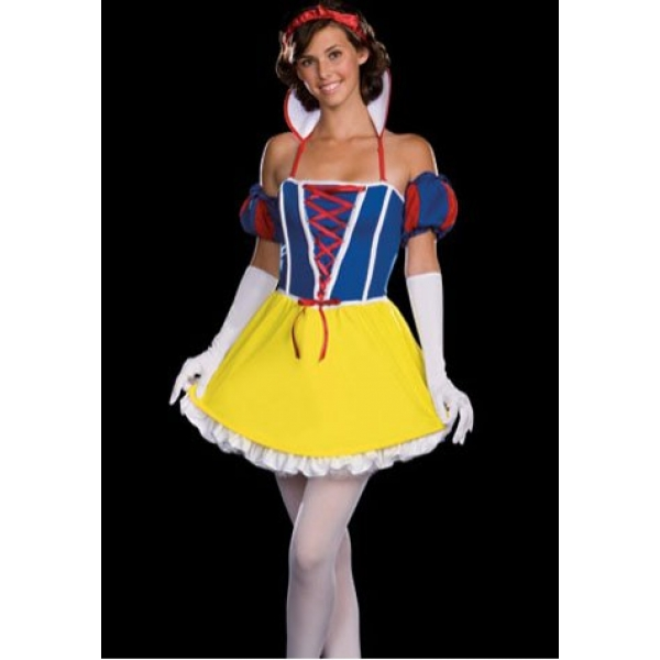 **CELLY** IMPORTED TEEN SNOW WHITE COSTUME