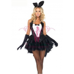 **CELLY** Imported Tux and Tails Bunny Costume