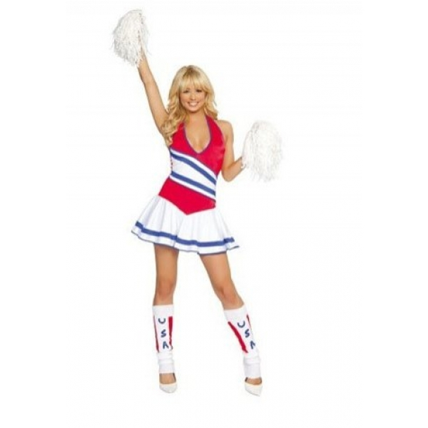 **CELLY** Imported USA fancy cheerleaders costume