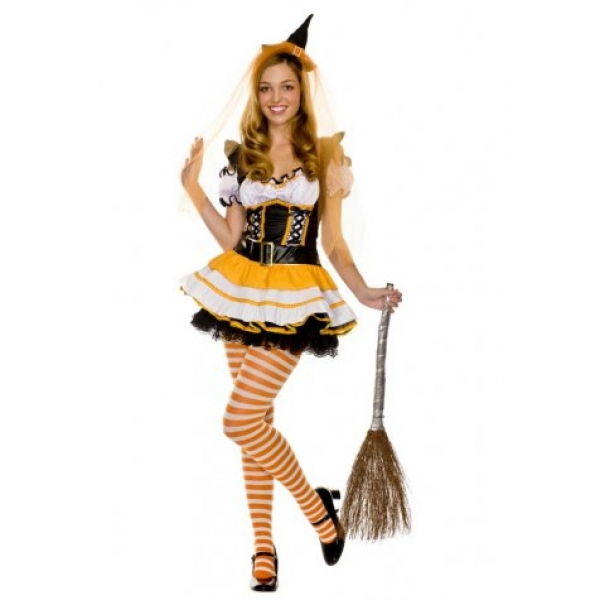 **CELLY**IMPORTED WHITE-YELLOW LOVELY SWITH COSTUME