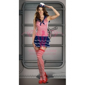 **CELLY** Imported Windy Sails Sailor Costume
