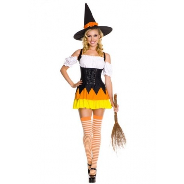 **CELLY** IMPORTED WITCH SWEET GIRL COSTUME