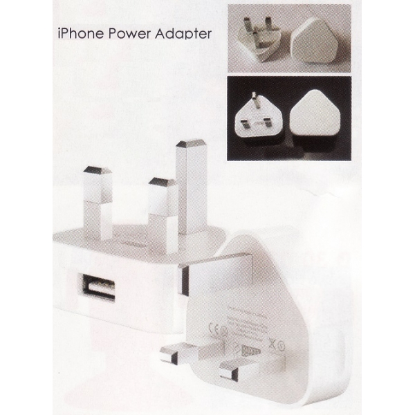 **CELLY** IPHONE POWER ADAPTER