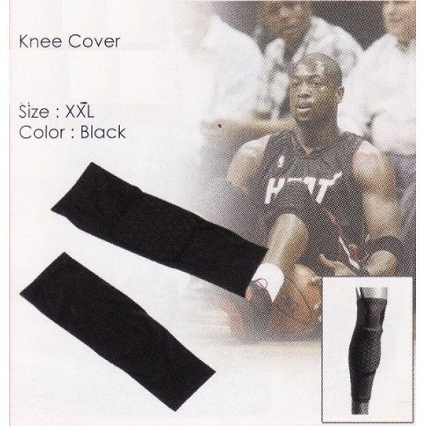 **CELLY** KNEE COVER(BLACK)