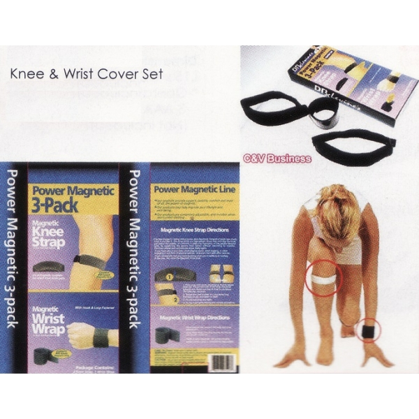 **CELLY** KNEE & WRIST COVER SET