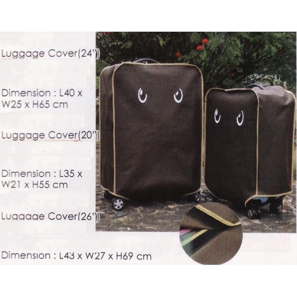 **CELLY** LUGGAGE COVER