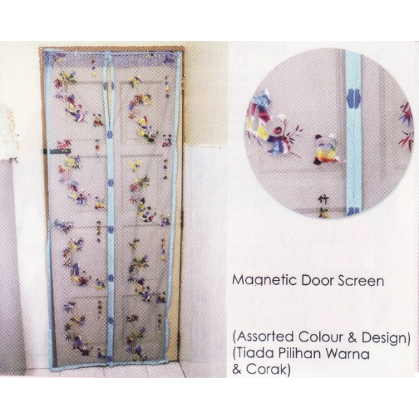 **CELLY** MAGNETIC DOOR SCREEN