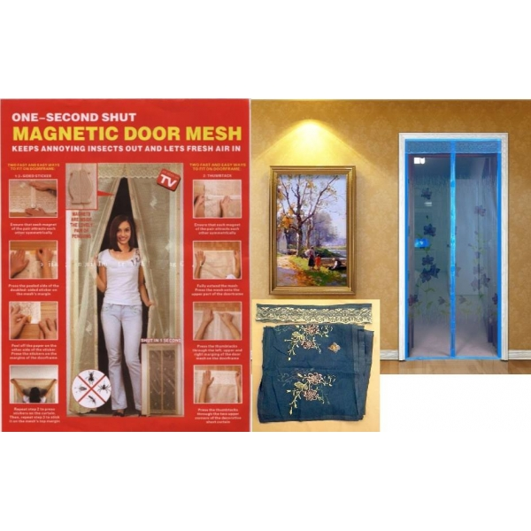 **CELLY**MAGNETIC DOOR SCREEN