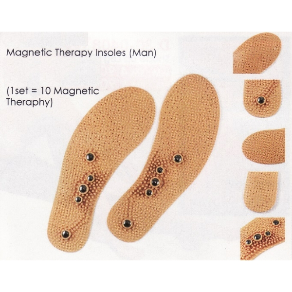 **CELLY** MAGNETIC THERAPHY INSOLE(MAN)