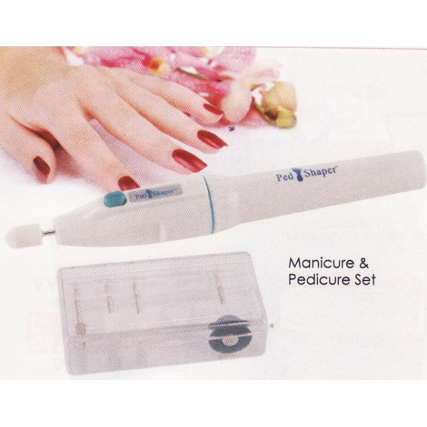 **CELLY** MANICURE & PEDICURE SET