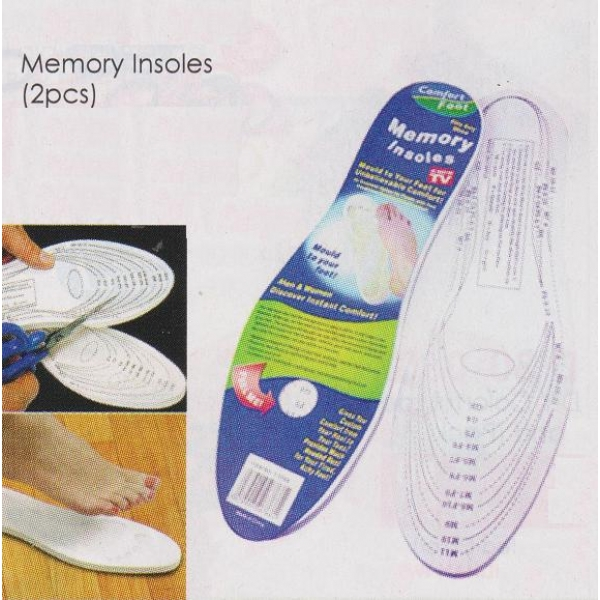 **CELLY**MEMORY INSOLES (2PCS) (???????)