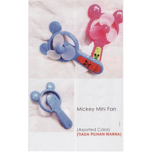 **CELLY** Mickey Mini Fan (Assorted Color)