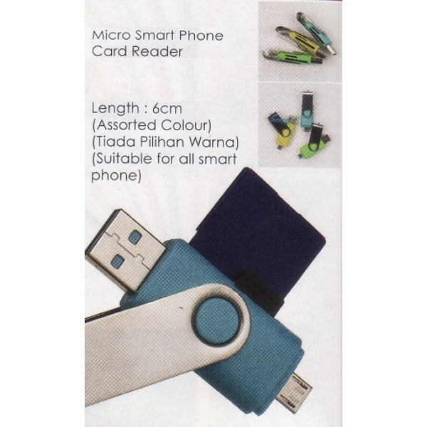 **CELLY** MICRO SMART PHONE CARD READER