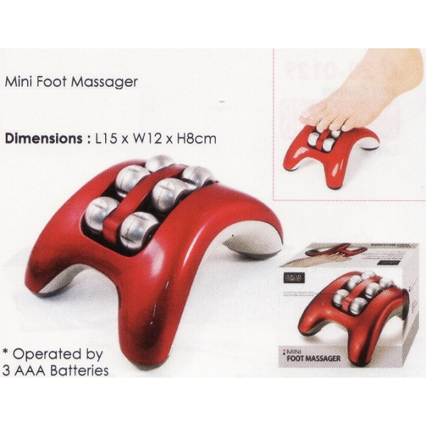 **CELLY** MINI FOOT MASSAGER