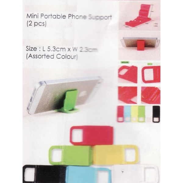 **CELLY** MINI PORTABLE PHONE SUPPORT (2PCS)