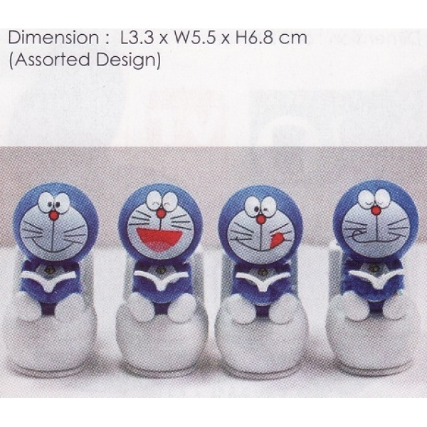 **CELLY**Mini Solar Doraemon