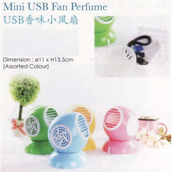 **CELLY** MINI USB FAN PERFUME